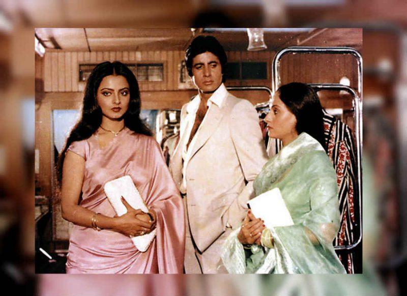 रेखा के साथ अपनी आखिरी फिल्म 'सिलसिला' देख बेहद गुस्सा हो गए थे अमिताभ, फिर कुछ ऐसा हुआ था