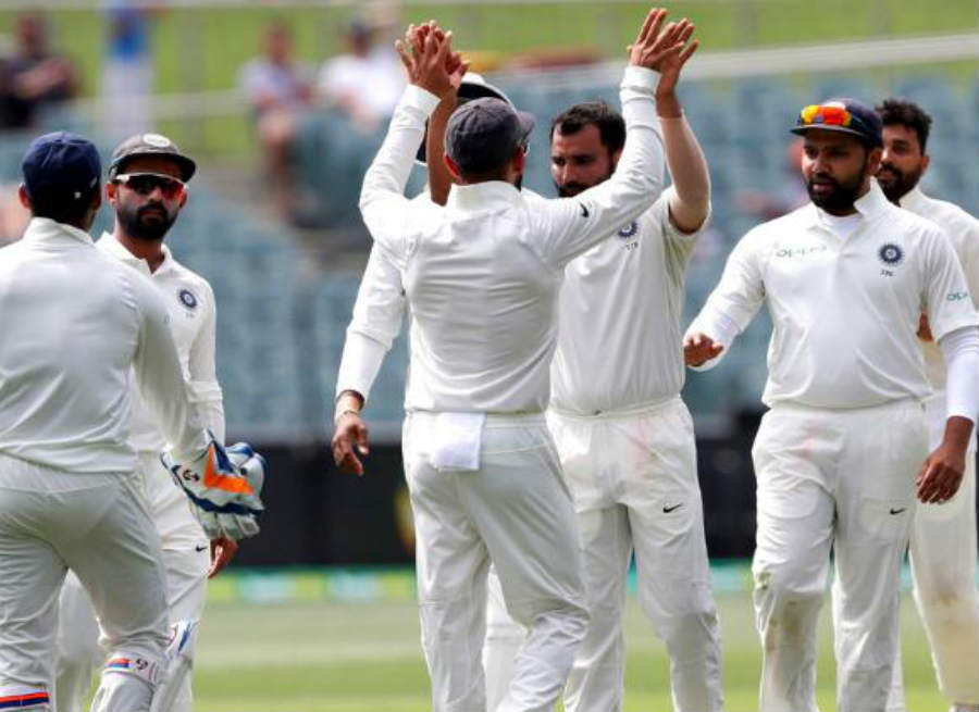 Team India 41