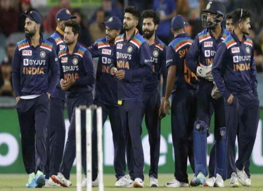 Team India 5