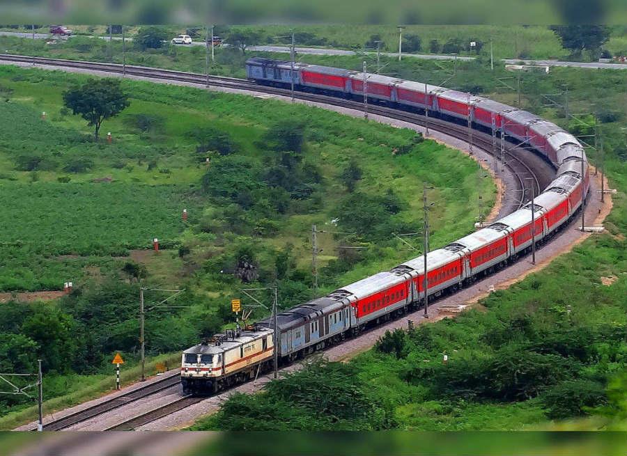 Train Rajdhani
