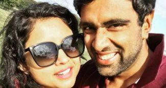 अश्विन की पत्नी का ट्वीट हो रहा वायरल, बताया रात में दर्द से परेशान थे स्टार क्रिकेटर!