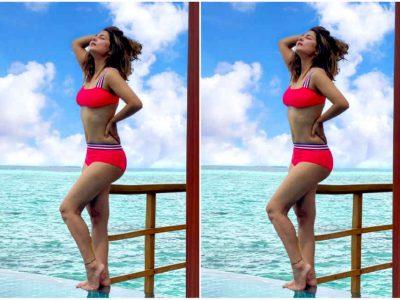मालदीव में हिना खान का मोहक फोटो शूट, सोशल मीडिया पर वायरल तस्वीरें