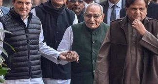 कांग्रेस को बड़ा झटका, नहीं रहे दिग्गज राजनेता, दिल्ली के अस्पताल में निधन!