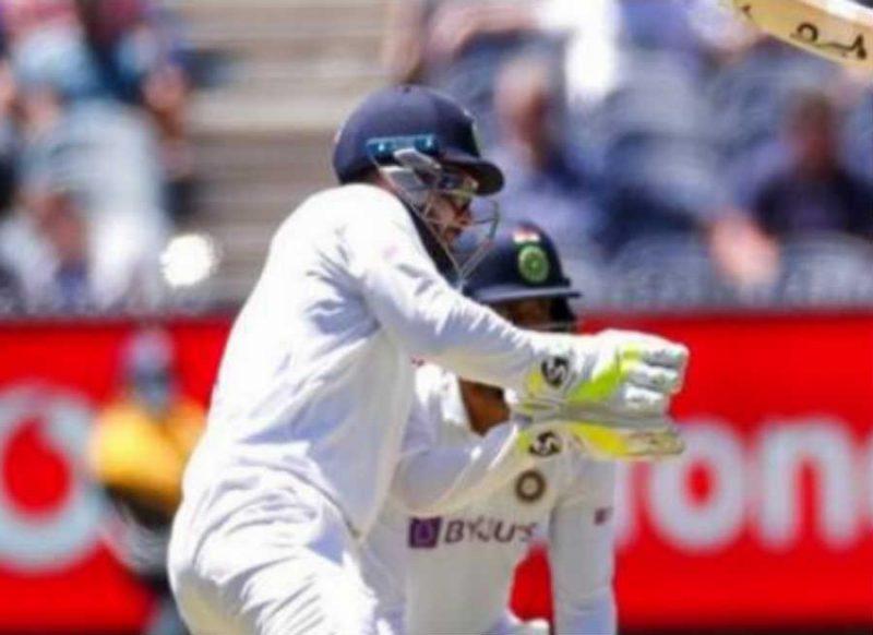 Ind Vs Aus- बॉक्सिंग डे टेस्ट में ऋषभ पंत बनें धोनी, अश्विन को दिलाया विकेट, वीडियो