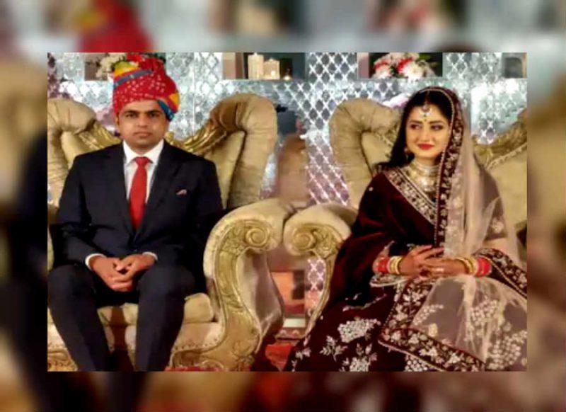 जोधपुर: इस वजह से चर्चा में है वाशिंगटन यूनिवर्सिटी के वैज्ञानिक डॉ. रमेश रलिया की शादी