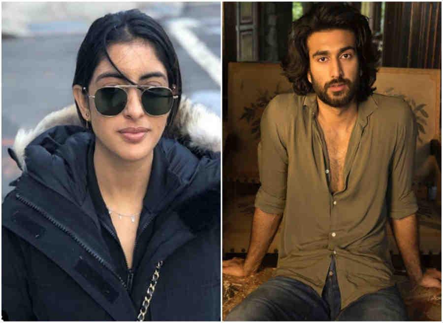 अमिताभ बच्चन की नातिन नव्या नवेली नंदा से शादी करना चाहते हैं मिजान जाफरी,  रिलेशनशिप पर बोले