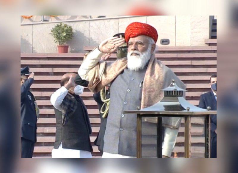 गणतंत्र दिवस पर पीएम मोदी ने पहनी ये खास पगड़ी, जानिए क्या है इसकी खासियत