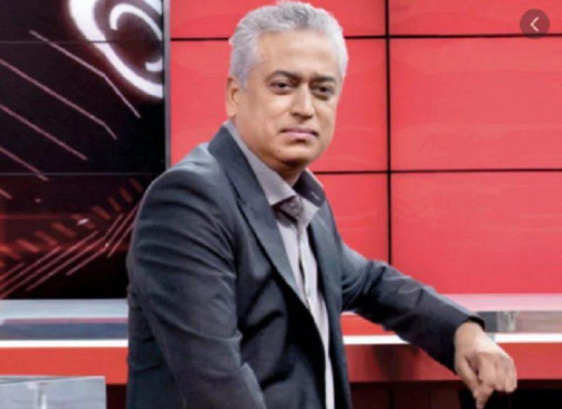 इंडिया टुडे ने राजदीप सरदेसाई के खिलाफ चलाया चाबुक, ट्रैक्टर परेड में अफवाह फैलाने का आरोप!