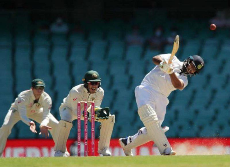 Ind Vs Aus- हाथ पर स्प्रै तथा टेप लगाकर ऋषभ पंत की ताबड़तोड़ बल्लेबाजी, रचा इतिहास!