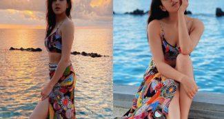 सारा अली खान ने मालदीव्स से पोस्ट की जबरदस्त तस्वीरें, फैंस फिदा!