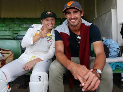 Ind Vs Aus- सिराज ने स्टार्क से ज्यादा विकेट लिये, तो क्रिकेटर पत्नी ने दिया दिल जीतने वाला जवाब!