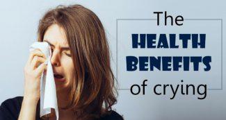 रोने के हैं इतने सारे फायदे, एक-एक के बारे में जानकर हैरान हो जाएंगे