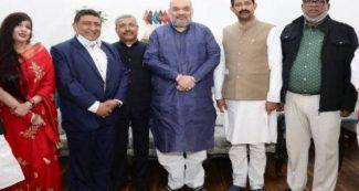 मिशन चुनाव पर बीजेपी, 4 टीएमसी नेता बने भाजपाई, तमिलनाडु में गठबंधन को लेकर बड़ा ऐलान!
