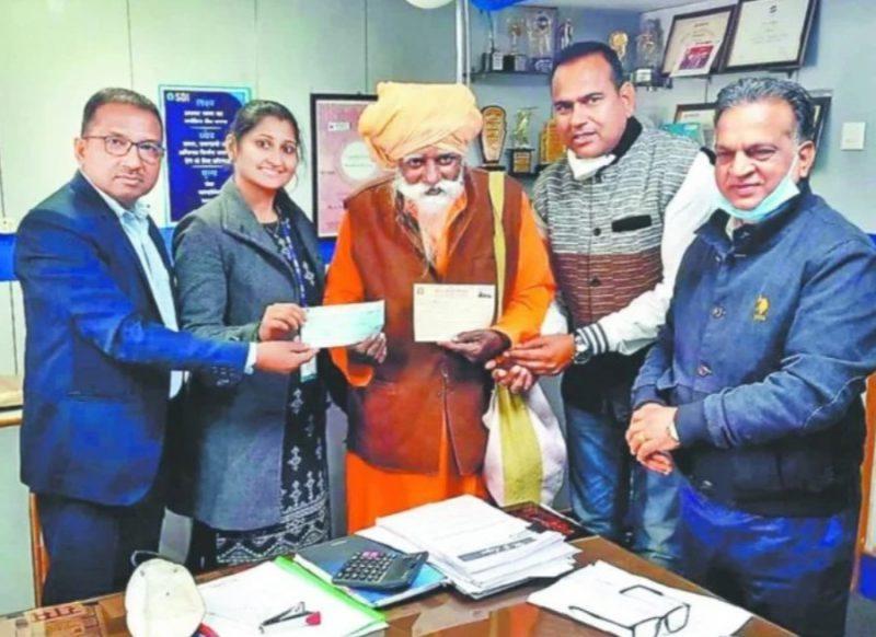 राम मंदिर निर्माण: फक्कड़ बाबा ने ट्रस्ट को सौंपी जिंदगी भर की कमाई, दान दिए पूरे 1 करोड़ रुपये