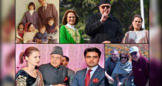 फारूक अब्दुल्ला: पत्नी हैं ईसाई, बेटे और बेटी ने की हिंदू से शादी, जानें कैसा है अब्दुल्ला परिवार