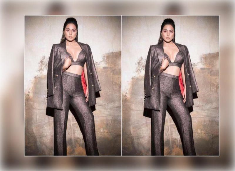 हिना खान की नई तस्वीरें देख आप भी कहेंगे 'Yes Boss', एक्ट्रेस लग रही हैं जबरदस्त