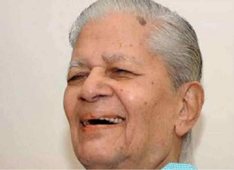 कांग्रेस के दिग्गज नेता का निधन, 4 बार रहे थे गुजरात के CM, पीएम मोदी ने किया याद