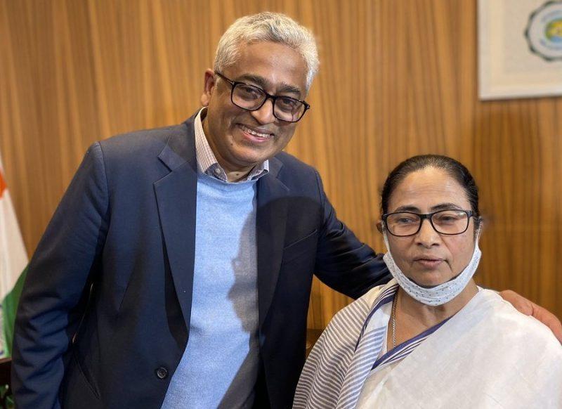 राजदीप सरदेसाई के समर्थन में खुलकर उतरी ममता बनर्जी, मीडिया की चुप्पी पर साधा निशाना!
