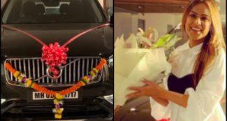 निया शर्मा ने घर के बाद अब खरीदी चमचमाती महंगी कार, यूजर बोले- 'नागिन' गाड़ी में घूमेगी