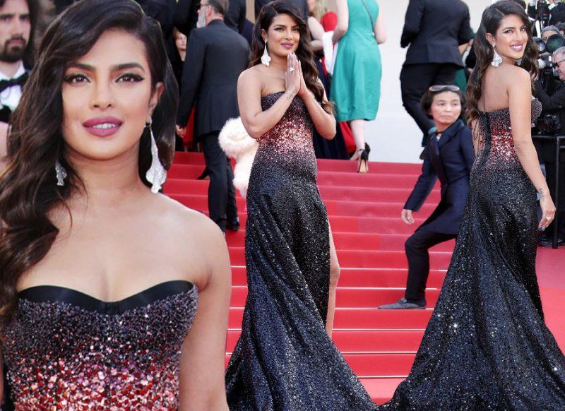 फट गई थी प्रियंका चोपड़ा की ड्रेस, रेड कॉर्पेट से पहले टूटी थी जिप, सामने आई तस्वीरें!