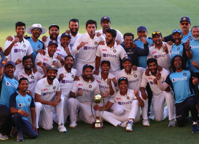 ऑस्ट्रेलिया पर ऐतिहासिक जीत का BCCI ने खिलाडियों को दिया इतना बड़ा ईनाम, कर दी 'धन वर्षा'