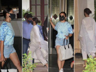 मालदीव से सीधे रणबीर कपूर के घर पहुंची आलिया, चाचा राजीव कपूर के अंतिम संस्कार में हुईं शामिल