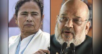 अमित शाह की खरी-खरी- 'मैं बंगाल से ममता सरकार को उखाड़ने ही आया हूं, संभालने नहीं'