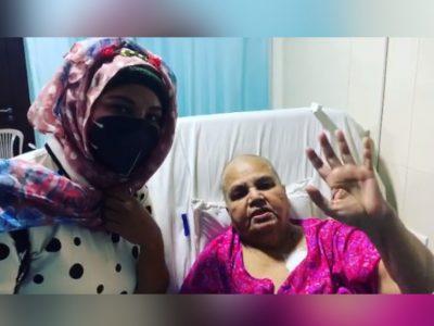 कैंसर का इलाज करा रहीं राखी सावंत की मां का भावुक वीडियो, कहा- 'सलमान जी थैंक्यू बेटा'