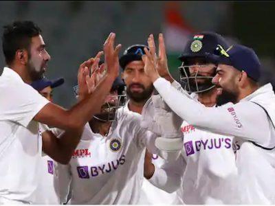 Ind Vs Eng- इंग्लैंड के सामने 482 रनों का मुश्किल लक्ष्य, अश्विन ने जमाया शतक!