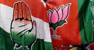 निगम चुनाव- बीजेपी ने किया कांग्रेस का सफाया, केजरीवाल और ओवैसी भी नहीं रोक सके रास्ता!