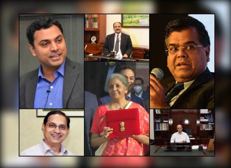 निर्मला सीतारमण की बजट टीम के इन धुरंधरों से मिलिए, देश के चुनिंदा फाइनेंस एक्सपर्ट हैं