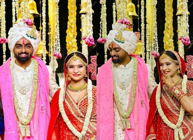 क्रिकेटर जयदेव उनादकट ने मंगेतर के साथ रचाई शादी, सामने आईं फोटोज, जानिए क्या करती हैं रिनी