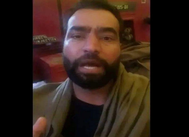 चक्का जाम से पहले फरार आरोपी लक्खा सिंह सिधाना का वीडियो आया सामने, एक्शन में आई पुलिस