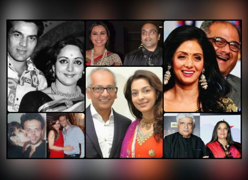 हेमा मालिनी से श्रीदेवी-रवीना से जूही चावला तक, शादीशुदा मर्दों के प्यार में पड़ीं थीं ये एक्ट्रेस