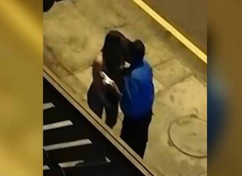 लड़की ने तोड़ा लॉकडाउन तो पुलिसवाले ने पकड़ा, फिर किया Kiss और छोड़ दिया, Video Viral