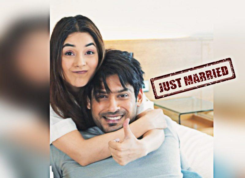 शहनाज गिल-सिद्धार्थ शुक्ला की हो गई शादी, मिल रहीं बधाई, एक्टर ने तोड़ी चुप्पी, कबूला