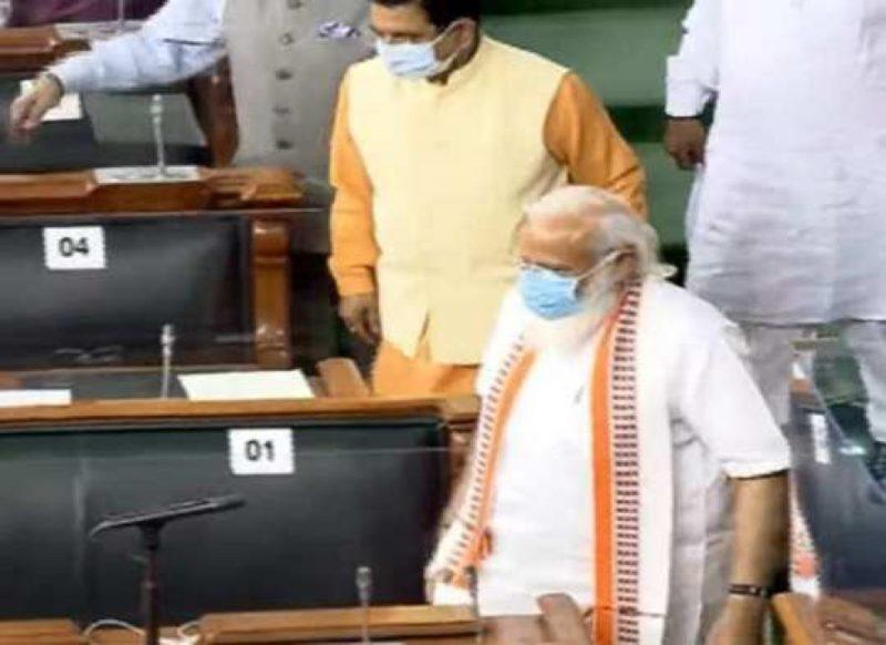 प्रधानमंत्री हैं कहां, बंगाल ढूंढने जाएं, कांग्रेस सांसद के इतना कहते ही सदन में पहुंचे पीएम मोदी, वीडियो