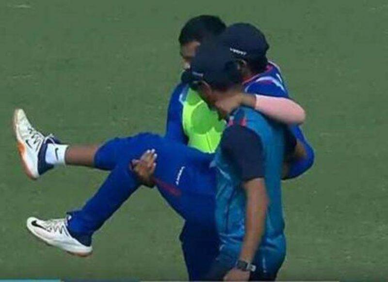 घायल होकर गोद में वापस लौटे पृथ्वी शॉ, बल्लेबाजी में रचा इतिहास, आज तक नहीं कर सका कोई बल्लेबाज!