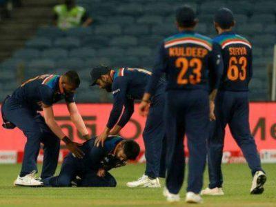 टीम इंडिया को बड़ा झटका, कंधे की हड्डी खिसकी! IPL 2021 से बाहर हो सकता है ये दिग्गज!