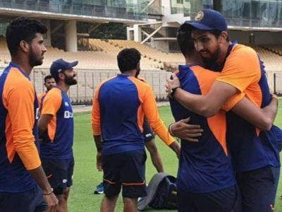 टी-20 सीरीज से पहले टीम इंडिया को दोहरा झटका, दो दिग्गजों के खेलने पर सस्पेंस!