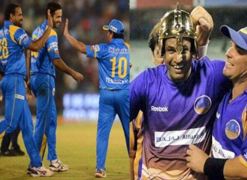 यूसूफ पठान ने दिलाई IPL के पहले फाइनल की याद, श्रीलंका के गेंदबाजों को जमकर कूटा!
