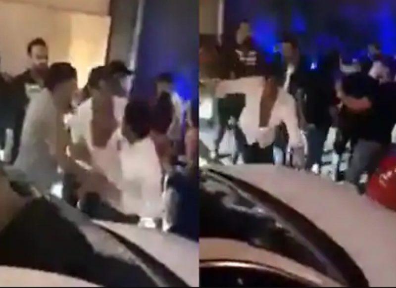 दिल्ली में आधी रात हुई अजय देवगन की पिटाई, जानिये वायरल वीडियो सच!