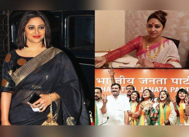 पिता नहीं चाहते थे एक्ट्रेस बने बेटी, पढ़ाई के दौरान ही कर दी थी शादी, अब BJP ने खेला बड़ा दांव