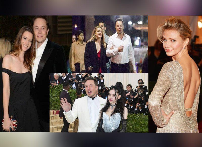 Elon Musk: कोई सिंगर तो कोई एक्ट्रेस, Tesla चीफ को इन 5 हसीनाओं से मिला प्यार