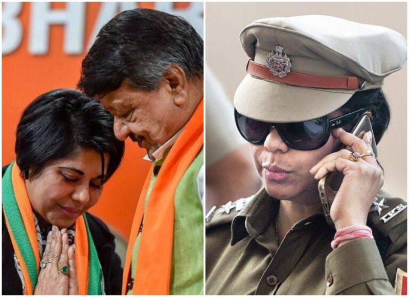 प.बंगाल: कभी मोस्ट वॉन्टेड थी ये लेडी IPS, इस वजह से नौकरी छोड़ थामा था बीजेपी का दामन