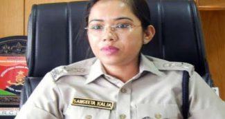 कारपेंटर पिता की बेटी 6 नौकरी छोड़ बनीं IPS, बीजेपी के मंत्री से भी ले लिया था पंगा