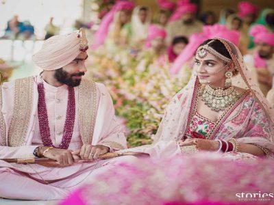 शादी के बाद पहला जन्मदिन मना रही मिसेज बुमराह, पति संग तस्वीर पोस्ट कर लिखी दिल की बात