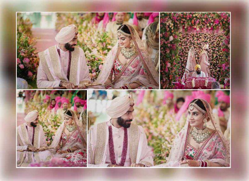 जसप्रीत बुमराह-संजना गणेशन ने कर ली शादी, मंडप से पहली तस्वीर आई सामने, बेहद खूबसूरत लग रही जोड़ी