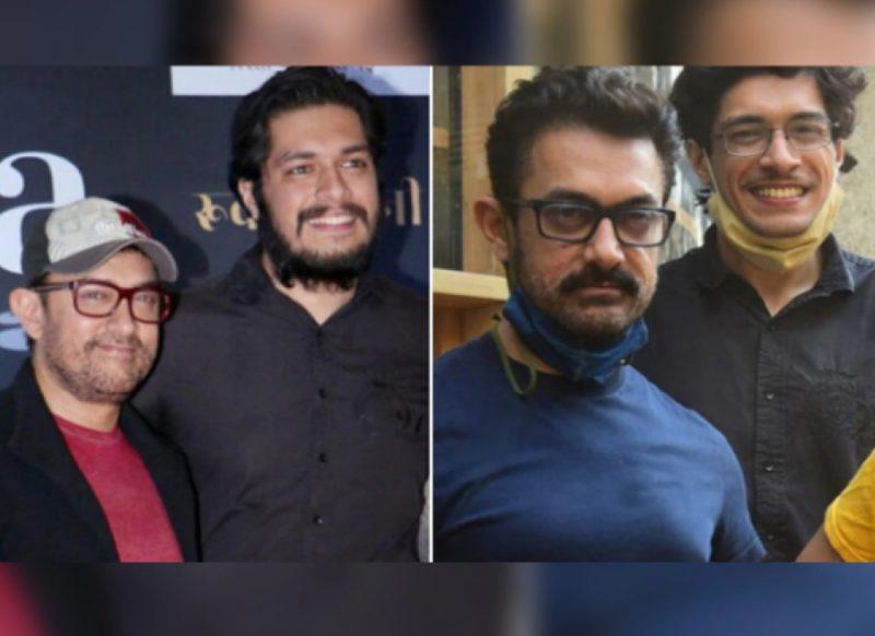 आमिर खान के बेटे का जबदरस्त ट्रांसफॉर्मेशन, FAT to FIT अवतार में जुनैद की तस्वीरें वायरल