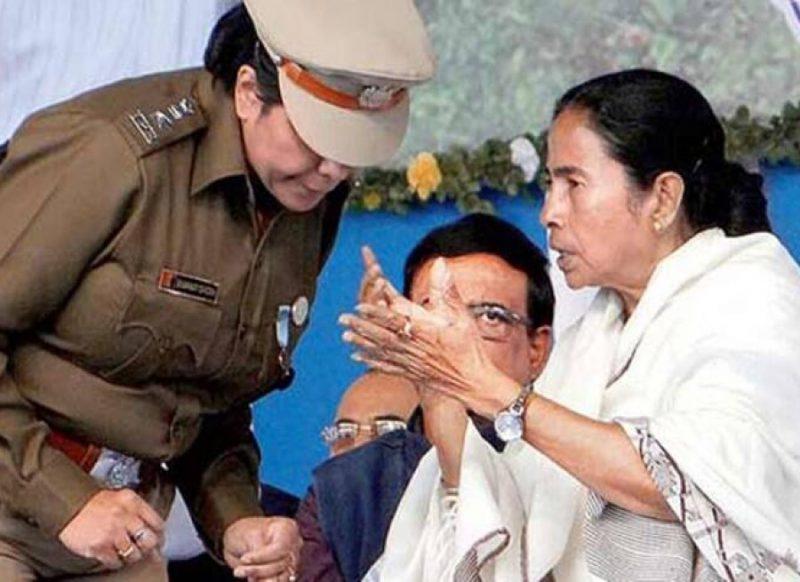 बंगाल बीजेपी का बड़ा नाम बन चुकी है ममता बनर्जी की ये 'बेटी', कभी नक्सलियों के लिये भी काल समान!